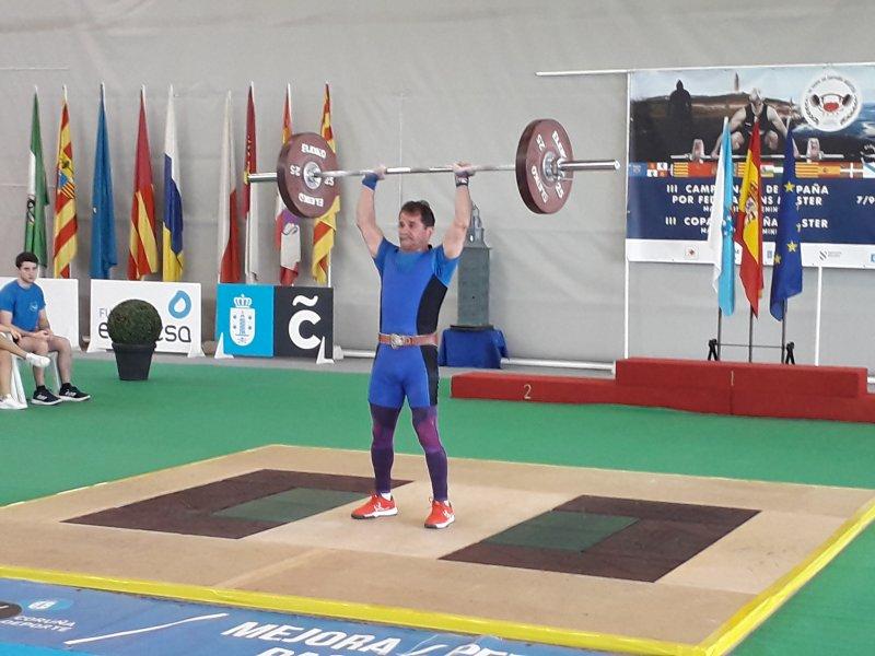 III Campeonato de España Master por Federaciones