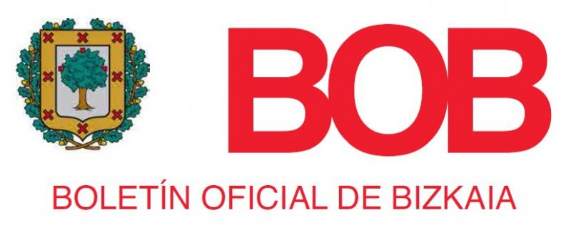 Boletín Oficial de Bizkaia (8/01/2019)