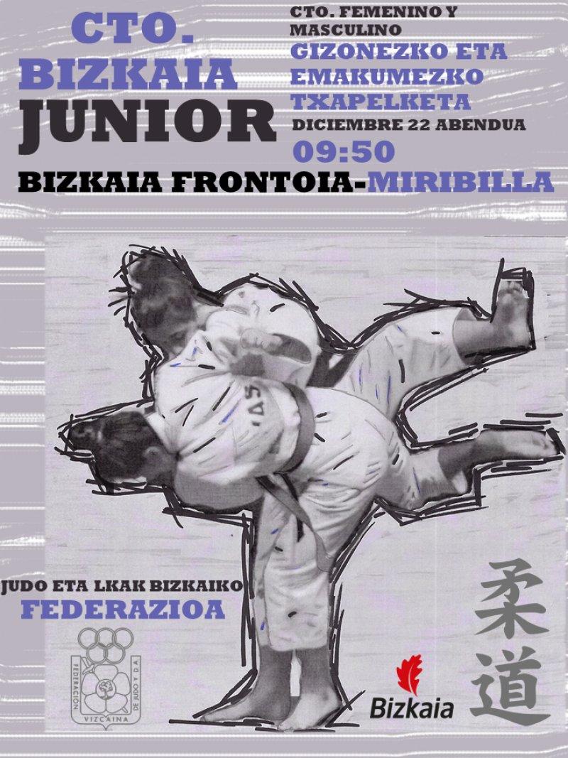Campeonato Bizkaia Junior. Femenino y Masculino
