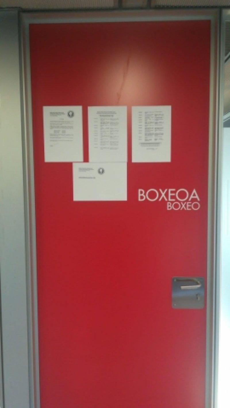 Proceso electoral 2020 Federación Bizkaina de Boxeo